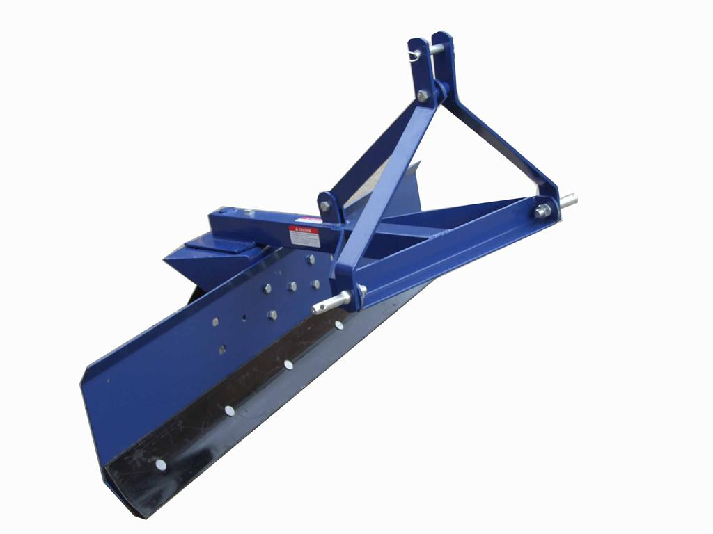 6ft Grader Blade 3 Point Linkage Mounted