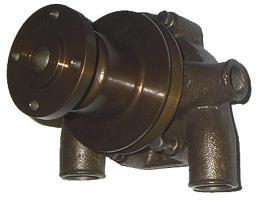 4769 SC Water Pump with Pulley SG Square Bolt MF