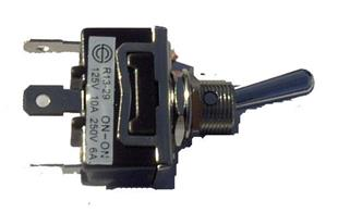 4903 Switch Toggle 3 Pos. 125V/10A - 3 Screw Terminals