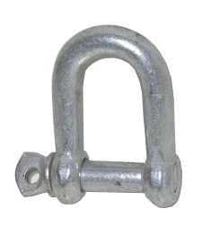 5039 Shackle D 3 8 inch Screw