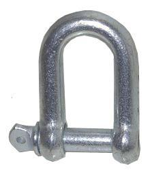 5042 Shackle D 5 8 inch Threaded
