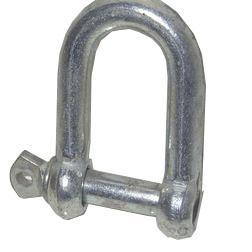 5041 Shackle D 1 2 inch Screw