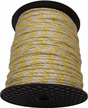 9148 Fencing Electro Rope 6.5mm x 6 strand 200 metres