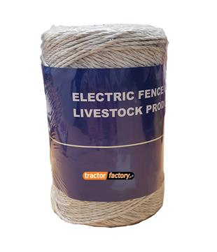 9105 Fencing Polywire Super 6 Strand 250 metres
