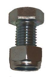 2042 Bolt M19x50   Nyloc Nut for 20mm Topper Blade
