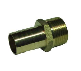1333 Tail Piece Brass 1 inch BSP