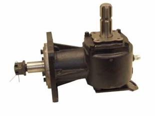 10364 Gearbox for finishing mowers - Ratio 1:2.83 - 50HP