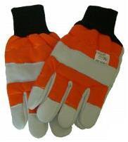 17025 Gloves Chainsaw Safety