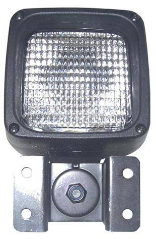 920 Work Lamp Square Halogen 12V 100x100x150mm