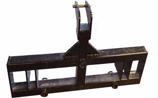 10243A Rear Linkage Bale Carrier Frame HD