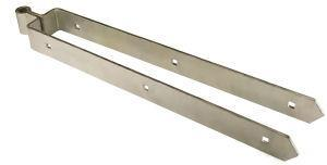 4244 Gate Fixing Top Band 12 inch Galvanised