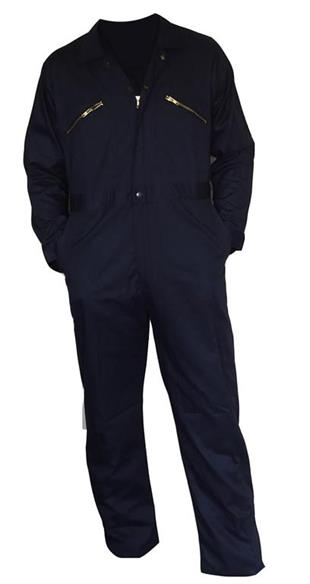17021 Boiler Suit Standard X Large 46 48 inch Navy