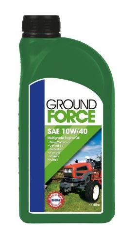 2976 Engine Oil Ground Force SAE 10W-40 1L