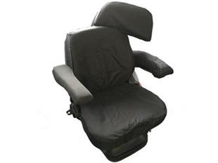 7063 Seat Cover Grammer Maximo Dynamic Plus Black