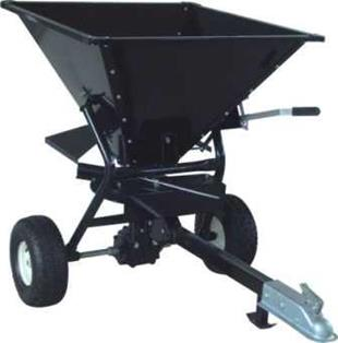 10485 Trailed Fertilizer Spreader   350lbs