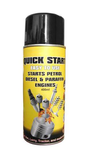 1201 Aerosol Quick Start 400ml Petrol   Diesel Eng C12