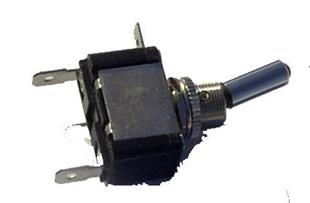 4901 Switch Toggle 2 Pos. 250V/20A - 2 Spade Terminals