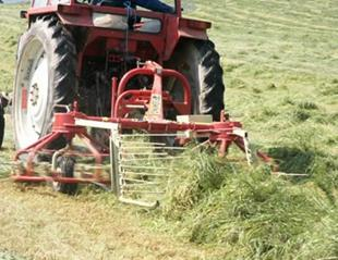 TF0507 GYRO HAY/HAYLEDGE RAKE AND TEDDER