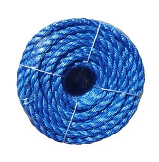 2926 Rope Polypropylene Blue 8mm x 20m Coil