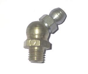4431 Grease Nipple 1 4 UNF   45deg