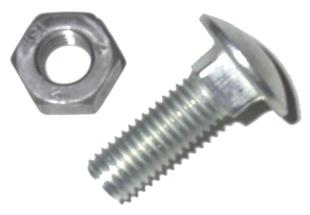 5343 Bolt and Nut kit for Massey Ferguson foot step 135  240