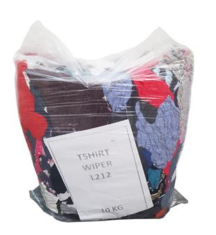 2977 Rags Bale Assorted  Tshirt Only  10kgs