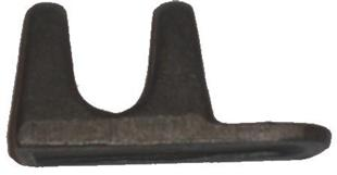 5168 Forket Tailboard 3/4 inch with Base Plate