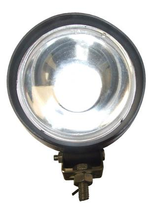 922 Work Lamp Round Rubber Hi Power 55w 120x75mm