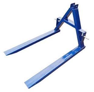 10486 3 Point Linkage Pallet Forks 2000lbs