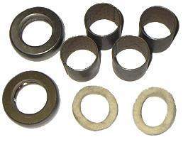 588 Bearing Bush Seal Kit F Axle  Pr  Massey Ferguson 135 240