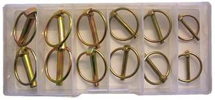 1555 FPack Linch Pin Assortment 5pcs