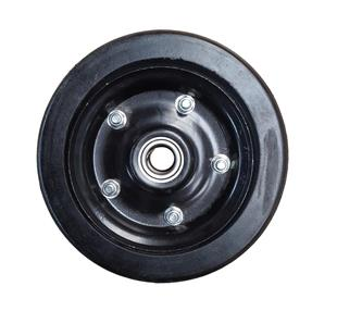 10762 Heavy Duty Commercial Replacement Wheel For 4', 5' & 6' Finishing Mowers