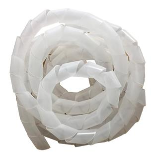 1363 Spiral Cable Wrap ID   25mm PE  Polybag 5m