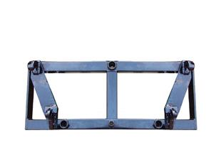 10249A Bale Spike Carrier for Front Loader - Super