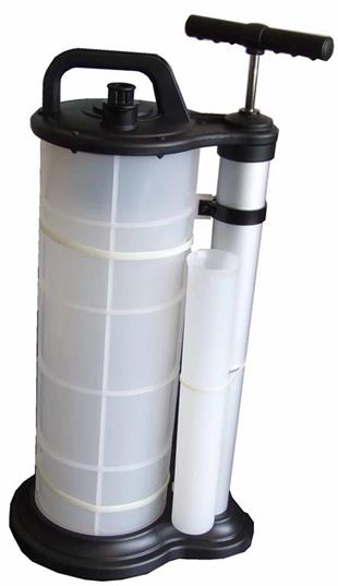 3007 Pump Suction Fluid Extractor 9L Capacity