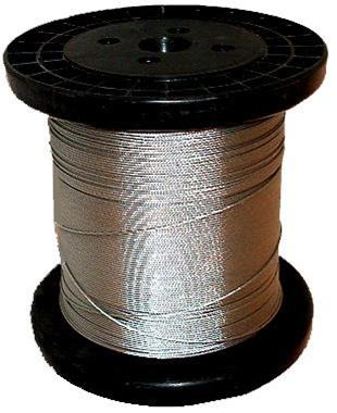 9102 Fencing Wire 7 Ply Galvanised 200 metres