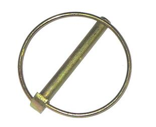 438 Linch Pin 3 8 inch  10mm  x 75mm Large Ring