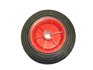 2344 Wheel Utility - Solid Tyre 200 x 50mm Bore - 25mm