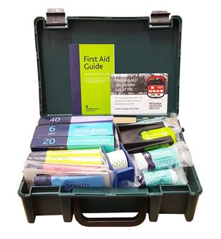 2980 First Aid Kit - 89 pieces
