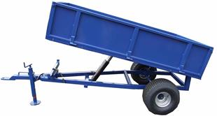 10491 Trailer Hydraulic Tipping. 1500kg capacity.