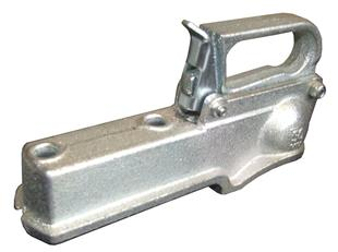 2424 Trailer Hitch Female Cast Steel 750kg E Marked