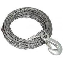 9170 Spare Cable 15M  and Hook for 9173 Winch
