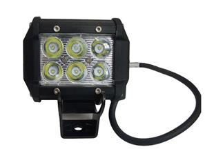 15062 LED Work Lamp Bolt on CREE 6x3W