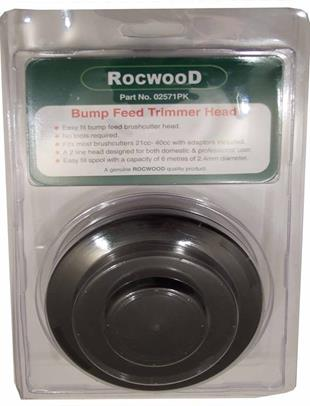 17048 Strimmer Head Nylon Bump Feed Universal Fitting