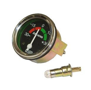 250 Ammeter Dashboard Mounted 30amp