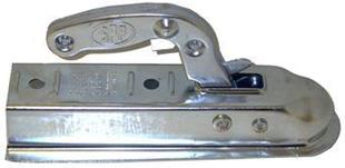 3611 Trailer Hitch with Lock - 50mm section