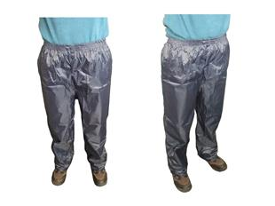 17115 Waterproof Trousers Medium 80 84cms